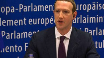 Europa ve insuficiente disculpa de Zuckerberg