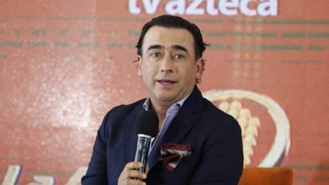 Adal Ramones llega a Azteca para conducir 'La Academia'