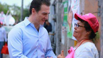 Proyecta Adrián ampliar programa 'Transformando Monterrey'