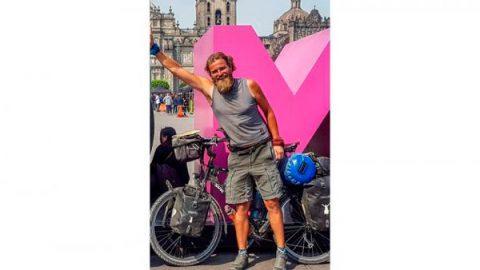 Encuentran cadáver en Chiapas; presumen es de ciclista alemán