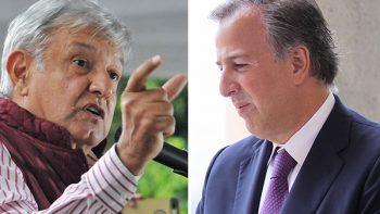 Meade y AMLO se enfrentan por Nestora Salgado
