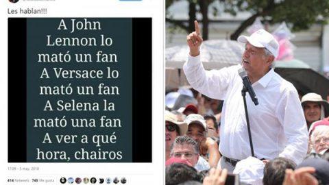 Acusa Ricardo Alemán 'fascismo' tras tuit polémico sobre AMLO