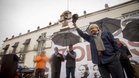 INE ordena bajar spot de AMLO en Yucatán