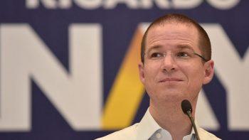 Ricardo Anaya, el que más ha gastado en la campaña: INE