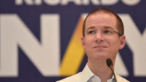AMLO ofreció a Peña Nieto cuidarle las espaldas: Ricardo Anaya