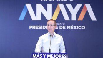 AMLO pretende privatizar la educación, dice Ricardo Anaya