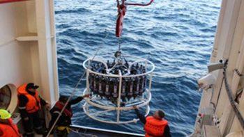 Armada de México participa en expedición científica en la Antártida