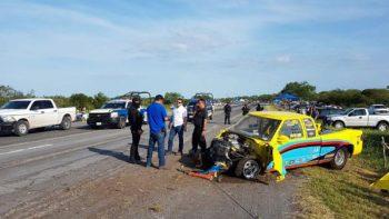 Arrancones dejan un muerto y 15 lesionados en San Fernando