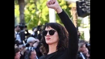 Asia Argento ofrece versión sobre supuesta violación a Jimmy Bennett