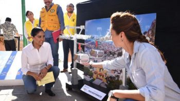 Presenta Barrales primera etapa de 'Metroférico'