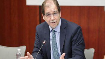 Agustín Basave pide tratar a EU con la misma firmeza que a Venezuela