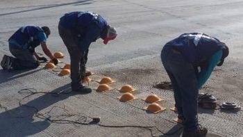 Servicios Públicos Primarios realiza labores de seguridad