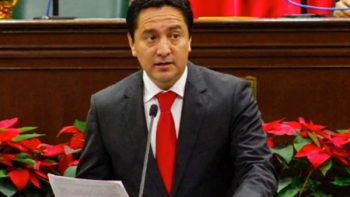 Cesan a líder del PRI en Morelos por chocar ebrio (VIDEO)