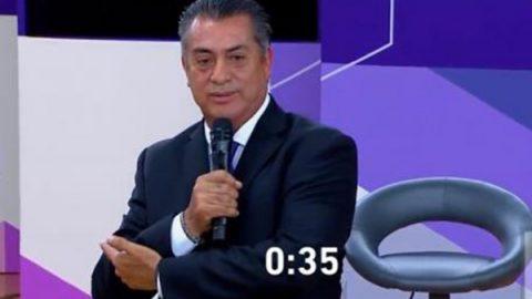 Aproveché tercer debate para hablarle a los mexicanos: 'El Bronco'