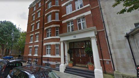 Así es la casa de Karime Macías en Londres