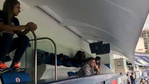 'Chaco' Giménez regresa al Estadio Azul