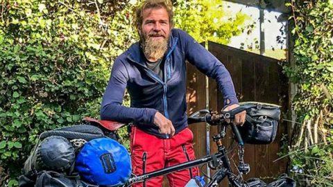 Familiares de ciclista alemán asesinado piden sus restos