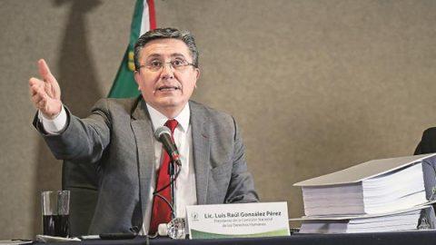 'Crímenes contra candidatos, lejos de resolverse': CNDH