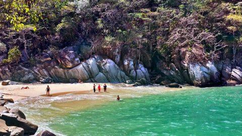 Conoce la playa más pequeña de México