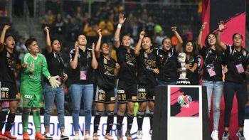 Tigres repite la dosis: ¡campeonas de la Liga MX!