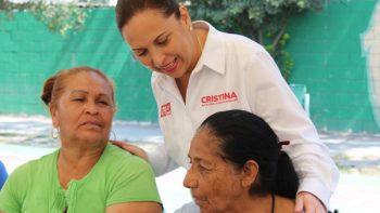 Propone Cristina Díaz ampliar cobertura del DIF de Guadalupe