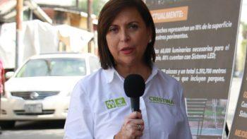 Presenta Cristina Díaz programa de Servicios Públicos de calidad