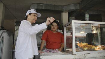 Impulsará Cristina Díaz grupo guardián para frenar la delincuencia