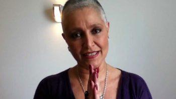 'Con el cáncer fue como parirme a mí misma', señala Daniela Romo