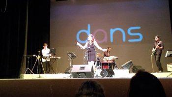 Ofrece 'Dans' velada romántica en el Alfonsino