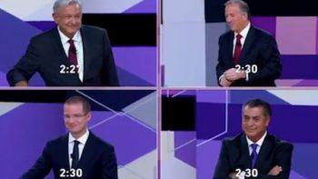 Descartan uso de guayaberas en tercer debate
