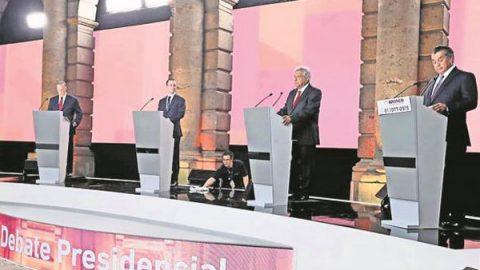 Tras renuncia de Margarita Zavala, AMLO abrirá el segundo debate presidencial