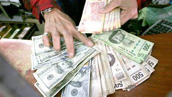 El dólar se dispara a $20.20 por TLCAN
