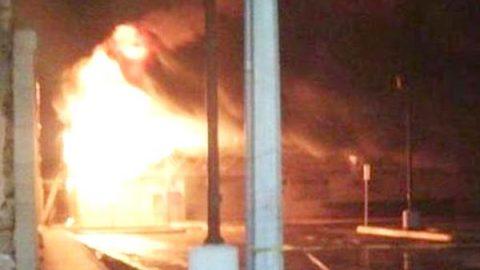 Explosión de tanque de gas en Zacatecas daña 12 casas