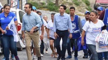 'No usaré vehículo blindado', asegura Felipe de Jesús Cantú
