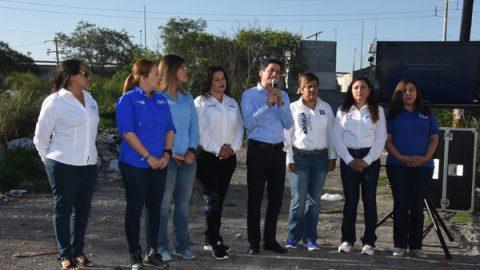 Felipe protegerá a mujeres con y policía especial