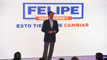 'Hoy la delincuencia es una realidad, no una percepción': Felipe de Jesús Cantú