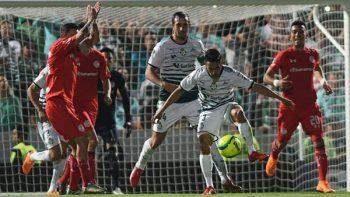 Santos se lleva el primer juego de la final 2-1 frente a Toluca