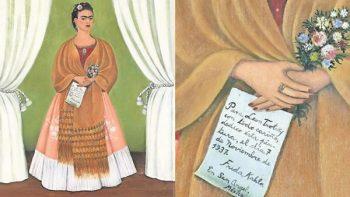 Google presenta la mayor retrospectiva virtual de Frida