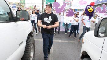 Buscará Daniel Torres Cantú 'El Gallo' ampliar el metro en Guadalupe