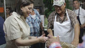 Cobertura total de alumbrado público, promete Cristina Díaz