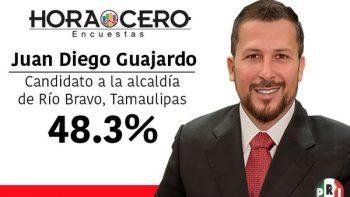 Juan Diego Guajardo iniciará campaña en primer lugar