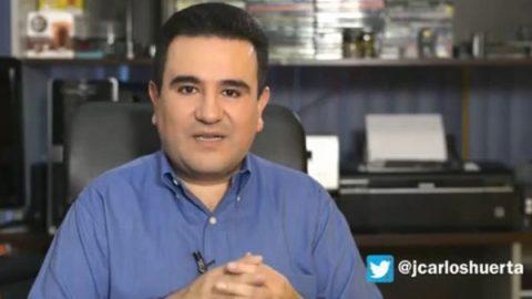 Urgen esclarecer asesinato del periodista Juan Carlos Huerta Gutiérrez