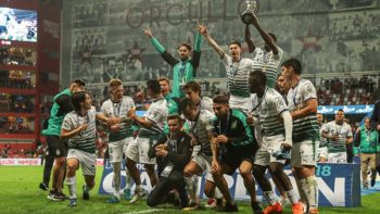 Enrique Peña Nieto felicita a Santos por el título