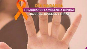 Instituto Municipal de la Mujer te invita a vestirte de Naranja