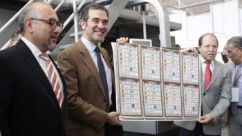 INE analizará acciones por dimisión de Zavala