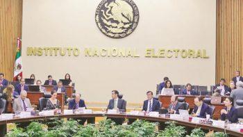 Revisan en privado INE y CNS seguridad para jornada electoral