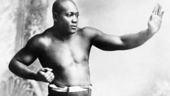 Jack Johnson, el boxeador condenado por salir con una mujer blanca
