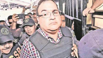 Línea de investigación liga a Duarte con desapariciones forzadas