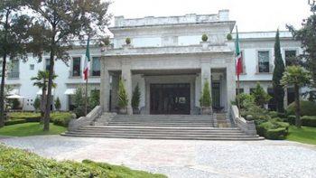 Peña Nieto con Kofi Annan sostienen reunión en Los Pinos