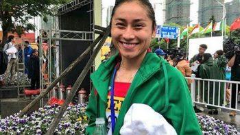 Oro para Lupita González en Mundial de Marcha
